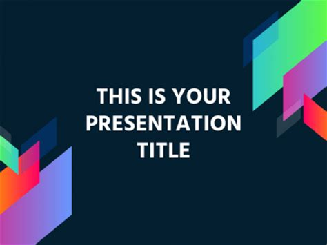 Pitch Deck Template KitFree PowerPoint Download Bplans